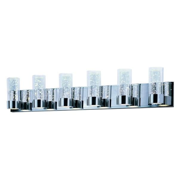 Shop maxim sync led 6 light vanity free shipping today overstock maxim sync led 6 light vanity aloadofball Gallery
