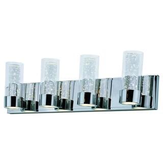 Maxim Sync LED 4-light Vanity