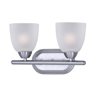 Maxim Axis 2-light Bath Vanity