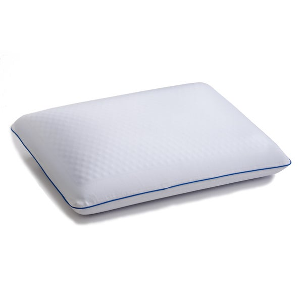 Shop Serta Coolgel Hd Gel Memory Foam Pillow Free