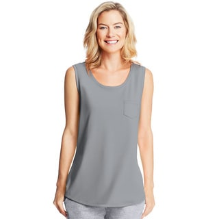 Hanes X-Temp Women's Pocket Tank Top