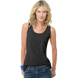 Hanes Live.Love.Color Women's Scoop Neck Tank