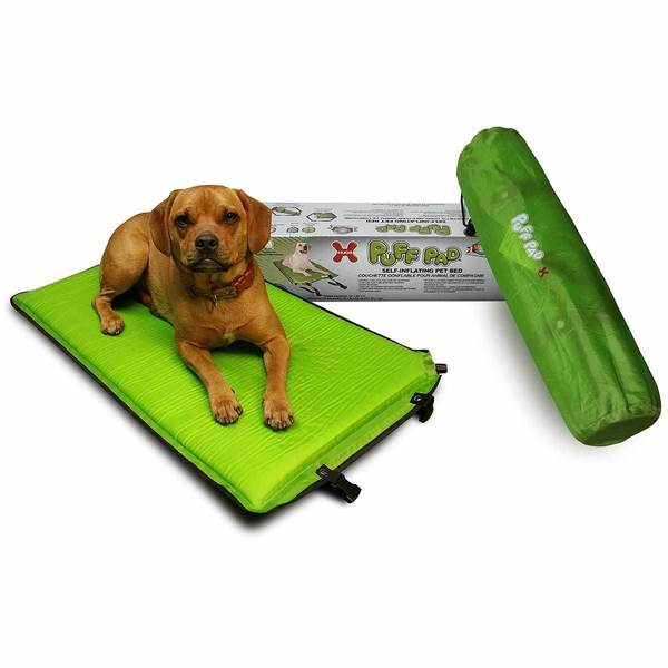 Shop Hugs Pet Products Puff Pad Dog Self Inflating Pet Bed
