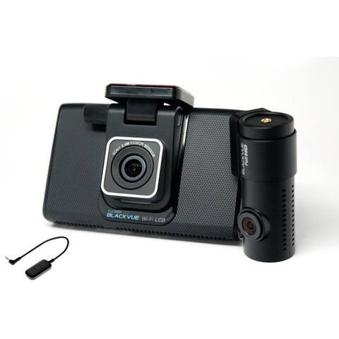 BlackVue Dashcam DR750LW-2CH 16GB with Power Magic Pro