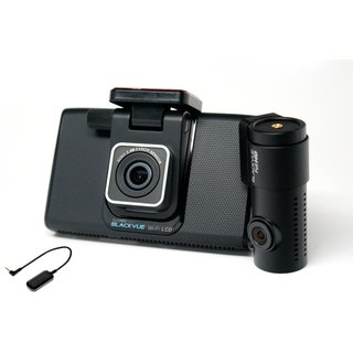 BlackVue Dashcam DR750LW-2CH 16GB with Power Magic Pro