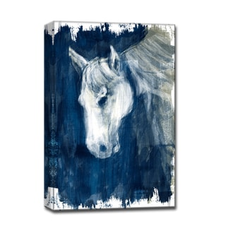 Ready2HangArt 'Horse Blues' Gallery Wrapped Canvas Art