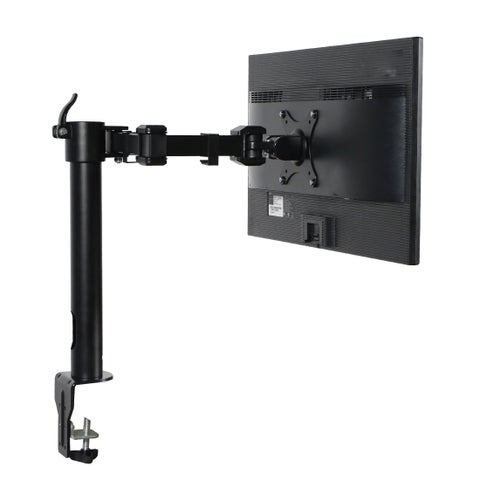 Fleximounts D1 Full Motion Lcd Arm Desk Mounts Stand Fits 10 - 30-inch Asus Acer Aoc Lcd Computer Monitor