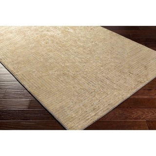 Hand Tufted Fazeley Viscose Rug (9' x 13')