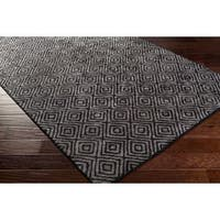 Hand Tufted Glossop Viscose Area Rug - 8' x 10'