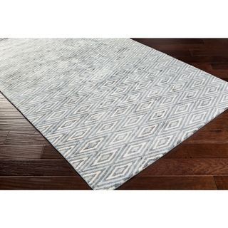 Hand Tufted Grimsby Viscose Area Rug - 8' x 10'