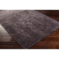 Hand Tufted Halifax Viscose Area Rug