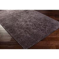 Hand Tufted Halifax Viscose Area Rug - 8' x 10'