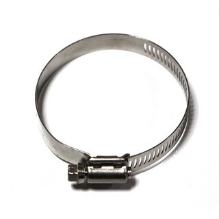 Taze High Torque Worm Drive Hose Clamp/ Worm Drive with 5/8-inch Band Width (Pack of 10)