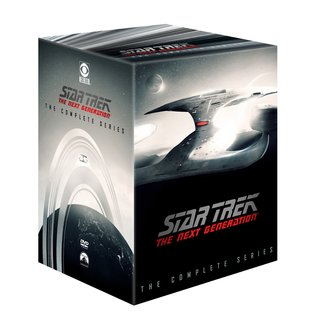 Star Trek: The Next Generation: The Complete Series (DVD)