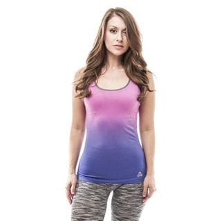 Soho Ombre Active Sports Tank Top