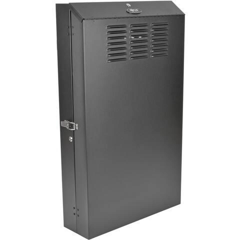 "Tripp Lite 6U Wall Mount Rack Enclosure Server Cabinet Vertical 36"" Deep"