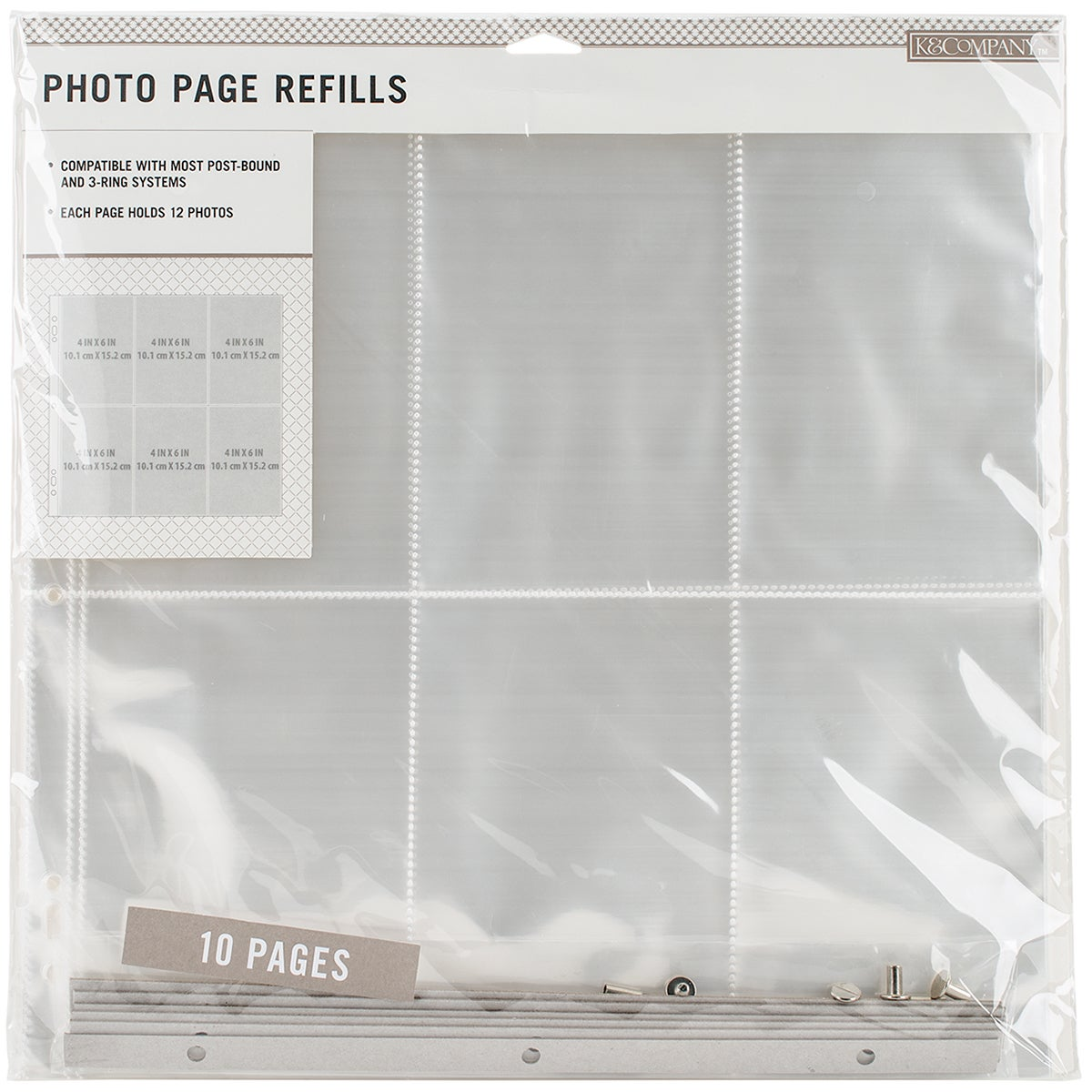 4 x 6 photo album refill pages compare prices at nextag