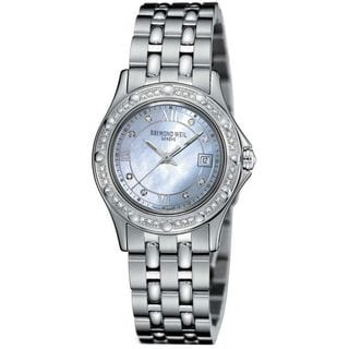 Link to Raymond Weil Women's 5390-STS-00995 'Tango' Diamond Stainless Steel Watch Similar Items in Women's Watches
