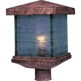 Maxim Triumph VX 1-Light Outdoor Pole/Post Lantern