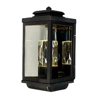 Maxim Mandeville LED 2-Light Outdoor Wall Lantern
