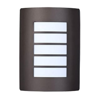 Maxim View LED 1-Light Wall Sconce