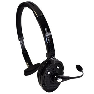 Blue Tiger Pro Bluetooth Headset - Black