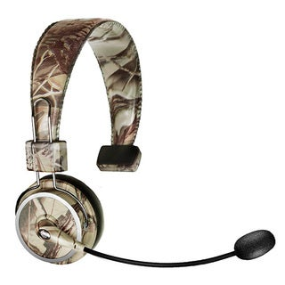 Blue Tiger Elite 17-130392 Bluetooth Headset with Mic - Tree Camo