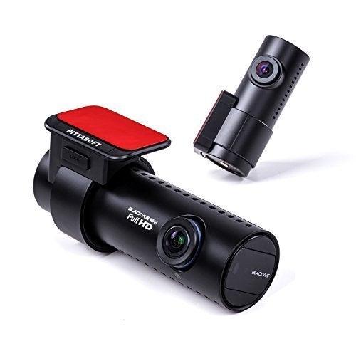 BlackVue Dashcam DR650GW-2CH 16GB (16GB), Black