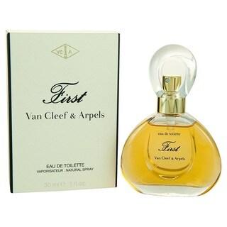 Van Cleef and Arpels First 1-ounce Eau de Toilette Spray
