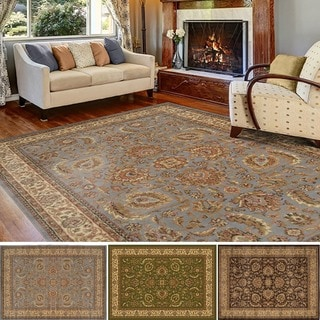 Home Dynamix Royalty Collection Traditional Polypropylene Machine Made Accent Rug (31 inch x 50 inch)