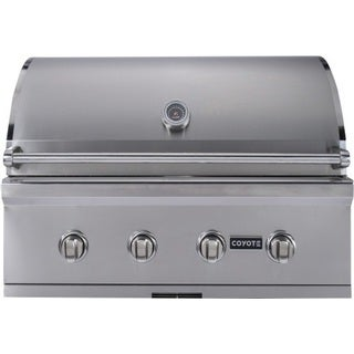 Coyote Stainless Steel Built In Grill