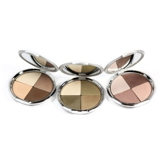 Kirkland by Borghese Eyeshadow Quad 3-piece Collection