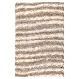 Kosas Home Handwoven Santa Clarita Wool and Jute Ivory Rug (2' x 3')