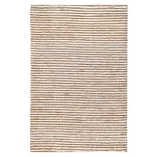 Kosas Home Handwoven Victoria Wool Ivory and Jute Rug (5' x 8')|https://ak1.ostkcdn.com/images/products/11663265/P18592937.jpg?impolicy=medium