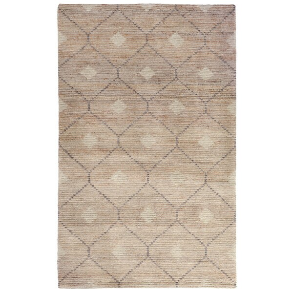 Kosas Home Handwoven Reign Cotton Rug (2' x 3') - 2' x 3'