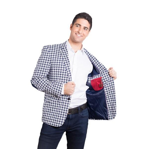 Elie Balleh Milano Italy Men's 2016 Slim Fit Jacket