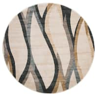 Windsor Home Opus Contemporary Curves Area Rug