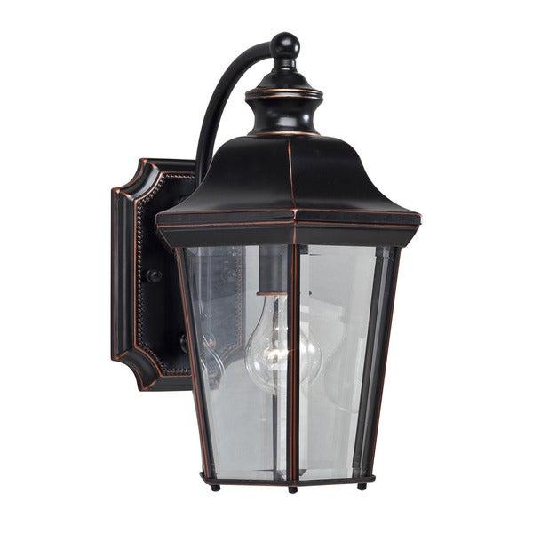 Kichler Lighting Transitional 1 light Olde Copper Outdoor