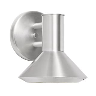 Kichler Lighting Contemporary 1-light Brushed Aluminum LED Outdoor Wall Sconce