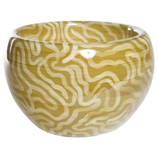 Double Sided Bowl in Safari Trails