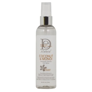 Design Essentials Coconut and Monoi Intense Shine 4-ounce Oil Mist