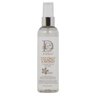 Design Essentials Coconut and Monoi Intense Shine 4-ounce Oil Mist