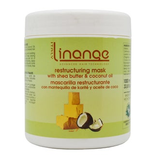 Linange Restructuring 33.8-ounce Mask with Shea Butter and Coconut Oil
