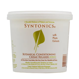 Syntonics Botanical Conditioning Creme Relaxer Normal (4 lbs)