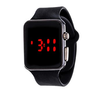 Zunammy Digital Core Men's Sport Digital with Black Rubber Strap Watch|https://ak1.ostkcdn.com/images/products/11663846/P18593384.jpg?impolicy=medium