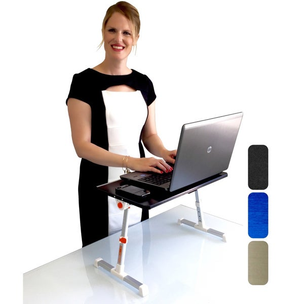 Stand Steady Traveler Folding Stand Up Desk - Free Shipping Today