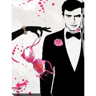 BY Jodi 'The Bachelor' Giclee Print Canvas Wall Art