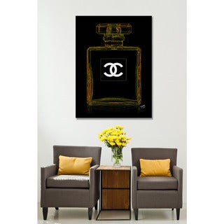 BY Jodi 'See You In Yellow' Giclee Print Canvas Wall Art