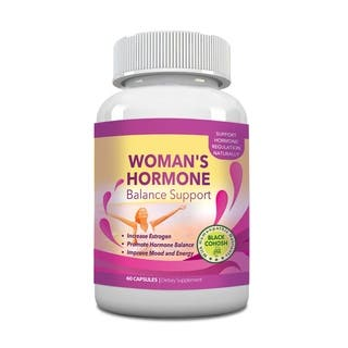 Woman's Hormone Body Balance and Menopause Support 1375mg Natural Herbal Supplement|https://ak1.ostkcdn.com/images/products/11663920/P18593477.jpg?impolicy=medium