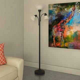 Traditional Floor Lamps Shop The Best Brands Overstock Com